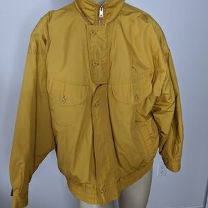 Vintage - puma yellow jacket